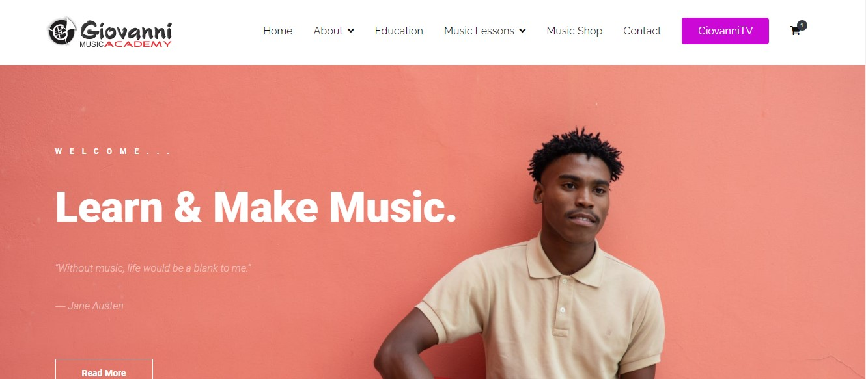 OGUNLADE OLUMUYIWA, giovanni music academy, music, school, training, lagos, nigeria